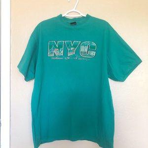 Vintage New York City T shirt size large